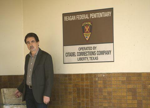Criminal Minds - Als zwei Wachen eines privatisierten Hochsicherheitsgefängni...