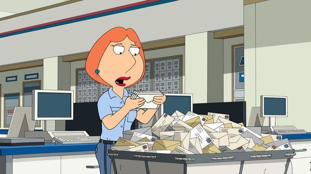 Lois muss wegen Stewies Kita-Wechsel zu einer kostspieligeren Einrichtung ein...