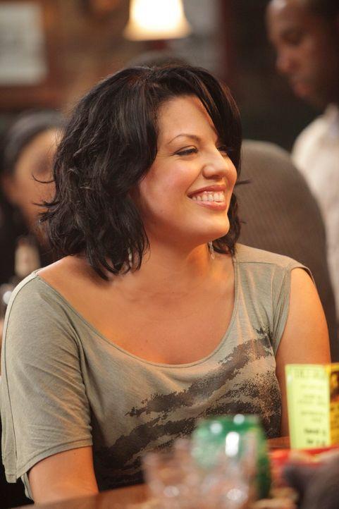 Versucht ihren Liebeskummer auf ihre eigene Art zu bekämpfen: Callie (Sara Ramirez) ... - Bildquelle: ABC Studios