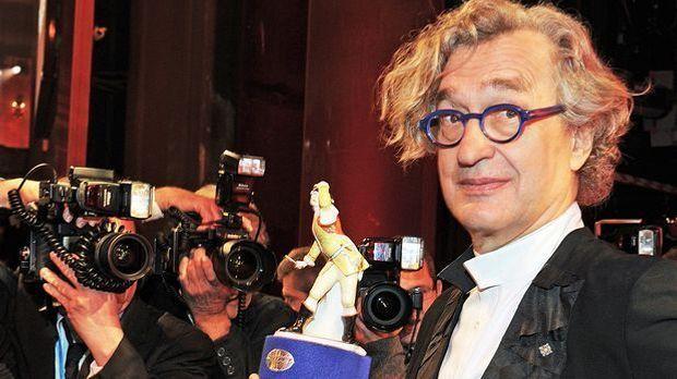 Bayerischer Filmpreis 2012-Ehrenpreis für Wim Wenders