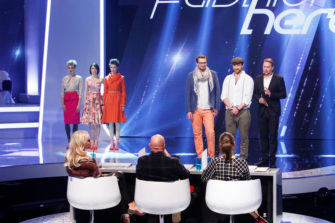 Fashion-Hero-Epi03-Show-091-ProSieben-Richard-Huebner - Bildquelle: Richard Huebner