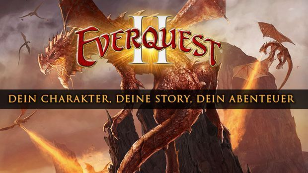 Erlebe im Downloadspiel EverQuest® II ein ultimatives Massen-Mehrspielergame...