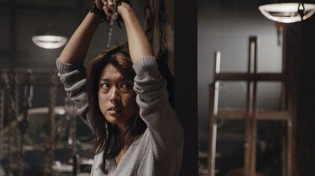 Halloween entwickelt sich für Kono (Grace Park) zum absolutem Horrortrip, als...