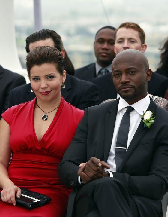 Wie wird es mit Stephanie (Justina Machado, l.) und Sam (Taye Diggs, r.) weitergehen? - Bildquelle: ABC Studios