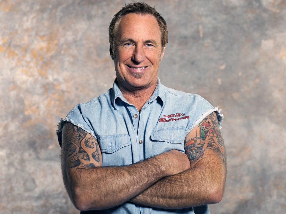 (2. Staffel) - Rick Dale macht in Las Vegas aus alten Dingen, die irgendwo auf dem Dachboden vor sich hin verrotten, wieder antike Schmuckstücke. Se... - Bildquelle: Scott Gries 2010 AETN
