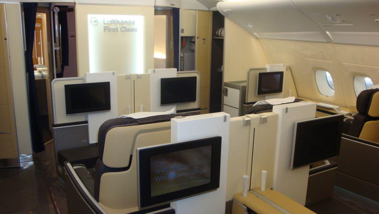 Die weltweit erste Linienverbindung für die A380 richtete Singapore Airlines am 25. Oktober 2007 zwischen Singapur und Sydney ein, die erste Strecke... - Bildquelle: EXPLORATION PRODUCTION INC./DISCOVERY