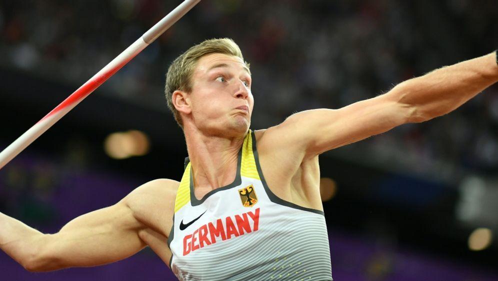 Speerwurf-Olympiasieger Röhler verliert in Ostrau - Bildquelle: AFPSIDANDREJ ISAKOVIC