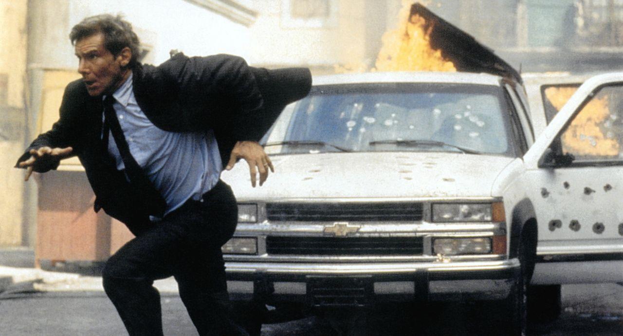 Wieder im Einsatz: CIA-Agent Jack Ryan (Harrison Ford). - Bildquelle: Paramount Pictures
