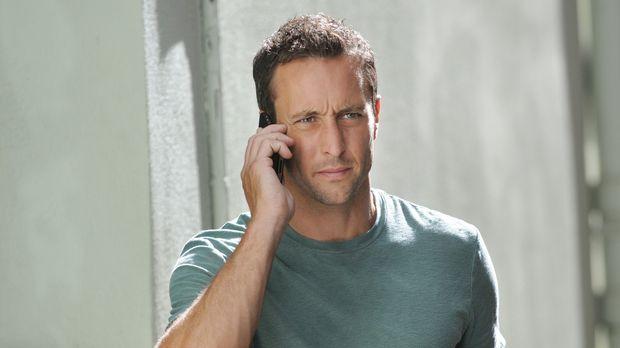 Hawaii Five-0 - Ermittelt in einem neuen Fall: Steve (Alex O'Loughlin) ... ©...