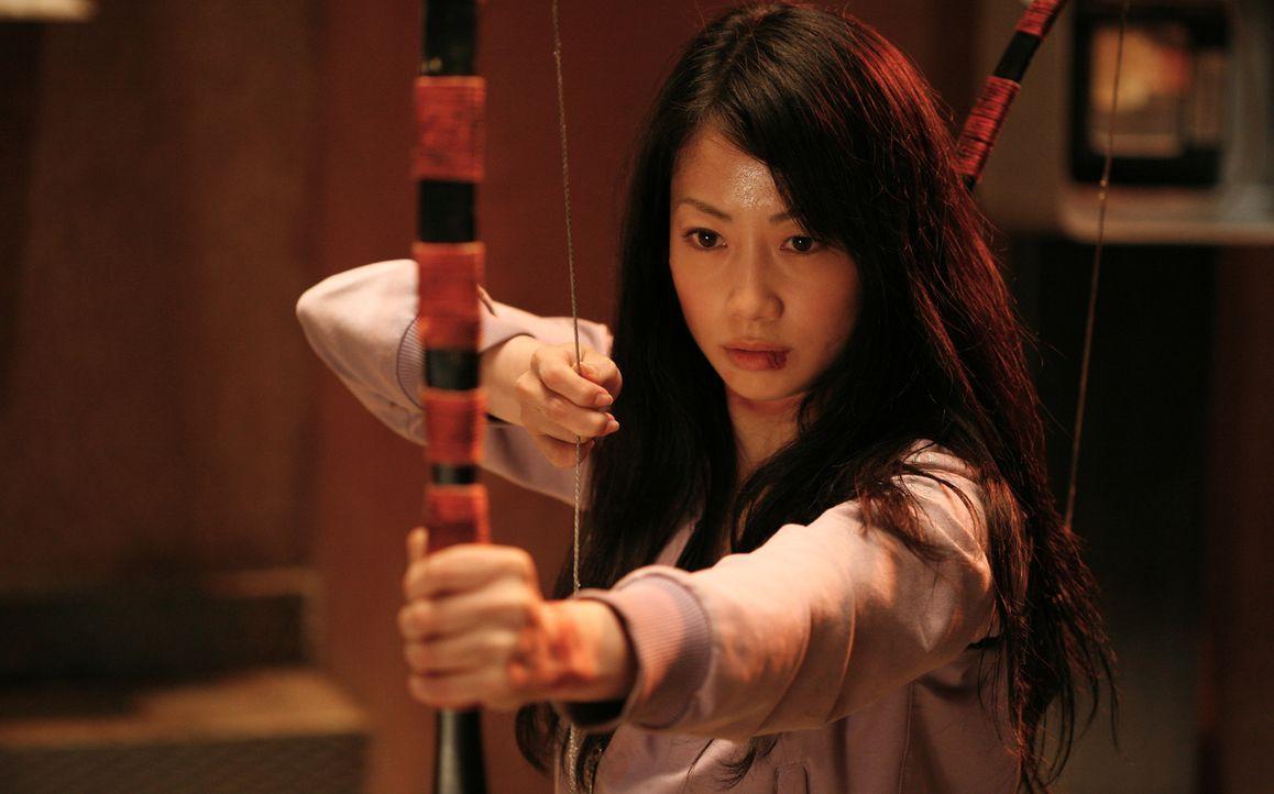 Kann sich durchaus wehren: Namiko (Mika Hijii) ... - Bildquelle: Nu Image