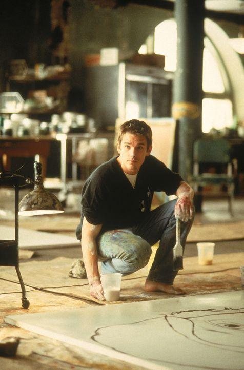 Die Malerei ist sein Leben, bis ihm die hübsche Estella das Herz bricht: Finnegan Bell (Ethan Hawke) - Bildquelle: 20 Century Fox