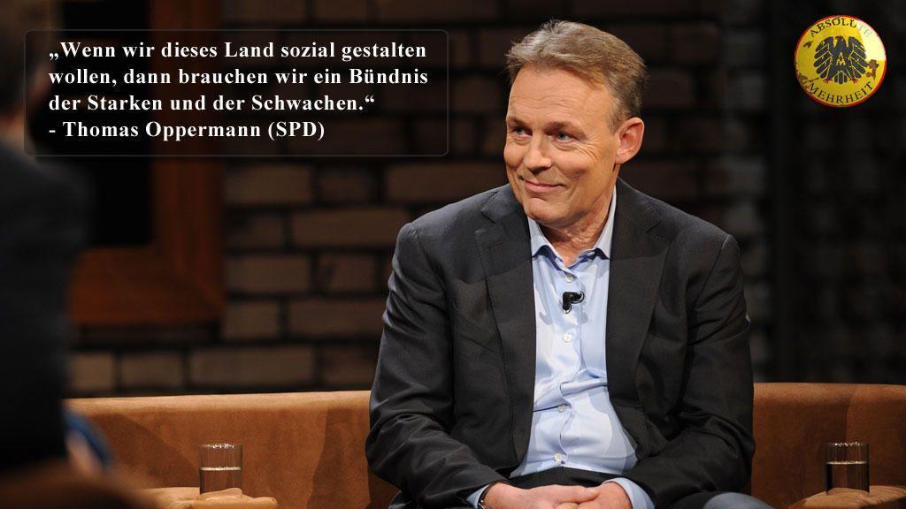 am01zitat04oppermannjpg 1024 x 576 - Bildquelle: Willi Weber/ProSieben