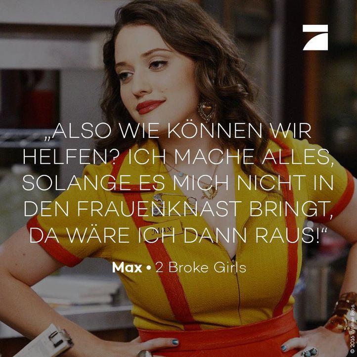Max Staffel 6 Episode 14 - Bildquelle: Warner Bros. Television