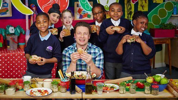 Food Revolution Day: Jamie Schule