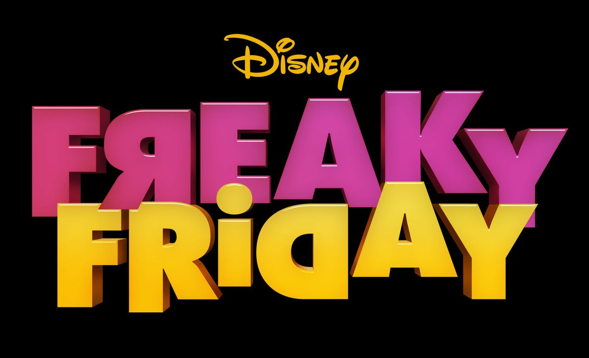 Freaky Friday - Logo - Bildquelle: Disney. All rights reserved.