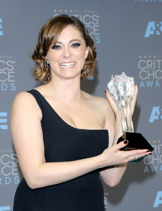Critcs-Choice-Awards-160117-Rachel-Bloom-Award-getty-AFP - Bildquelle: getty-AFP