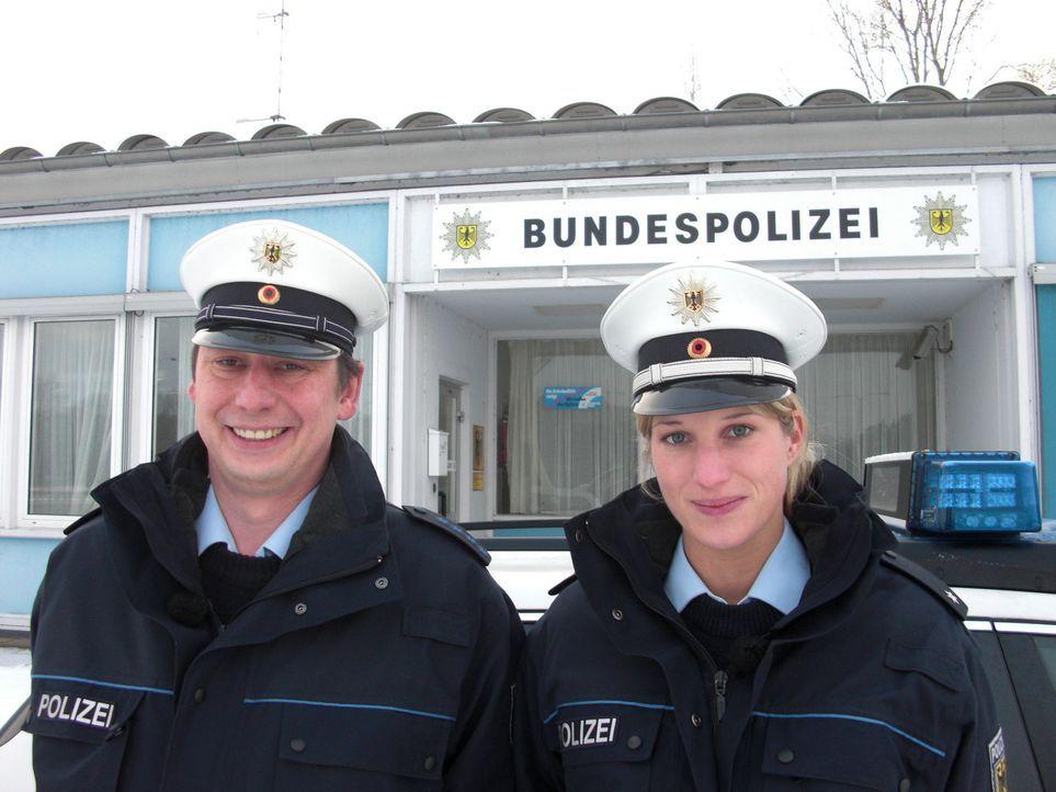 Kleve, eine Kleinstadt kurz hinter der deutsch-niederländischen Grenze. Hier sind Polizeikommissarin Linda Plaar und Polizeihauptmeister Christian... - Bildquelle: kabel eins