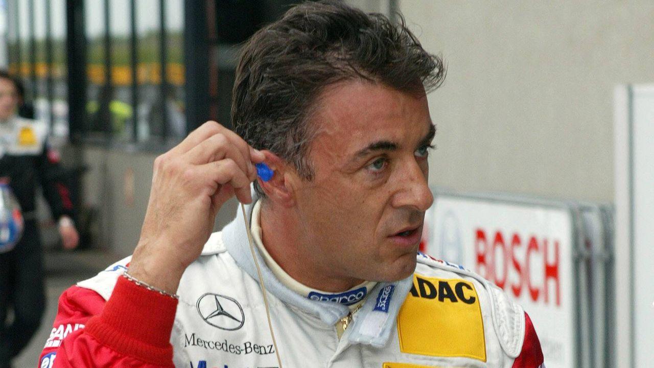 Jean Alesi – 201-Formel-1-Rennen - Bildquelle: Imago