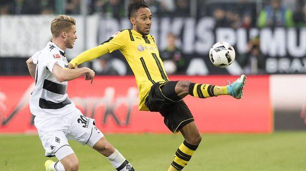 Borussia dortmund borussia m nchengladbach die for Bundesliga live