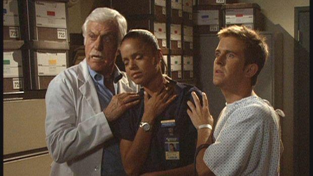 Mark (Dick Van Dyke, l.) und Jesse (Charlie Schlatter, r.) haben in letzter S...