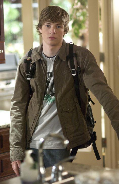 Wie wird Silas (Hunter Parrish) reagieren, wenn er herausfindet, was seine Mutter im Schilde führt? - Bildquelle: Lions Gate Television