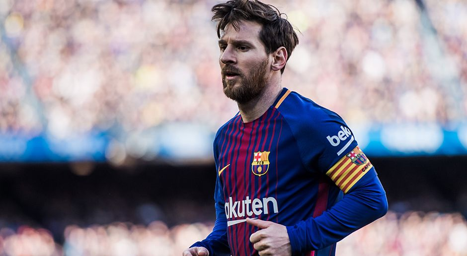 Angriff: Lionel Messi - Bildquelle: 2018 Getty Images