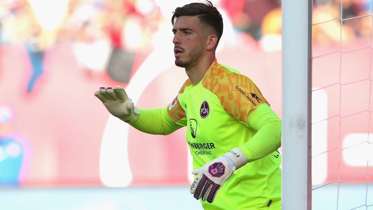 Fabian Bredlow (1. FC Nürnberg) - Bildquelle: 2018 Getty Images