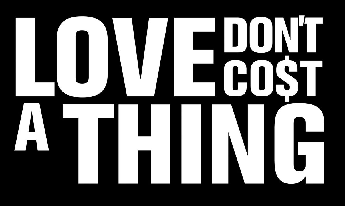 LOVE DON'T COST A THING - Logo - Bildquelle: 2002   Warner Brothers