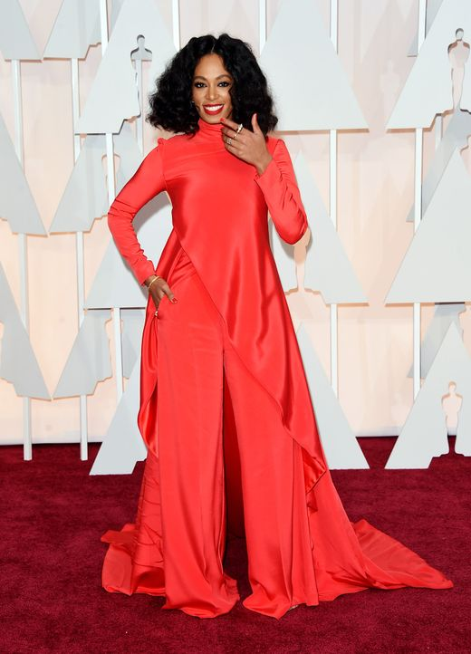 Oscars-Solange-Knowles-150222-getty-AFP - Bildquelle: getty-AFP