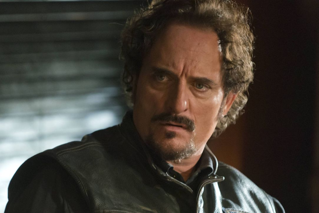 Schlimmer könnte es für Tig (Kim Coates) nicht kommen: Die Rache von Damon Pope übersteigt in ihrer Grausamkeit alle Vorstellungskraft ... - Bildquelle: 2012 Twentieth Century Fox Film Corporation and Bluebush Productions, LLC. All rights reserved.
