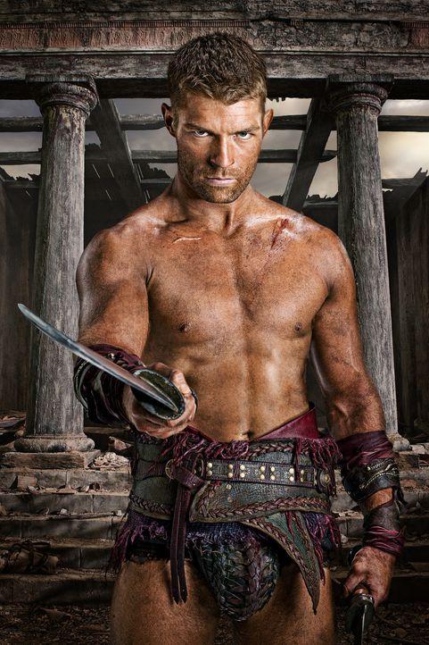 Nach dem blutigen Aufstand verstecken sich Spartacus (Liam McIntyre) und seine Mannen und eine Gruppe Gallier, die Crixus zu ihrem Anführer auserko... - Bildquelle: 2011 Starz Entertainment, LLC. All rights reserved.