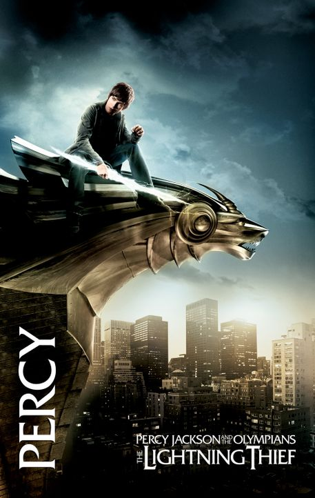 PERCY JACKSON - DIEBE IM OLYMP - mit Logan Lerman - Bildquelle: 2010 Twentieth Century Fox Film Corporation. All rights reserved.