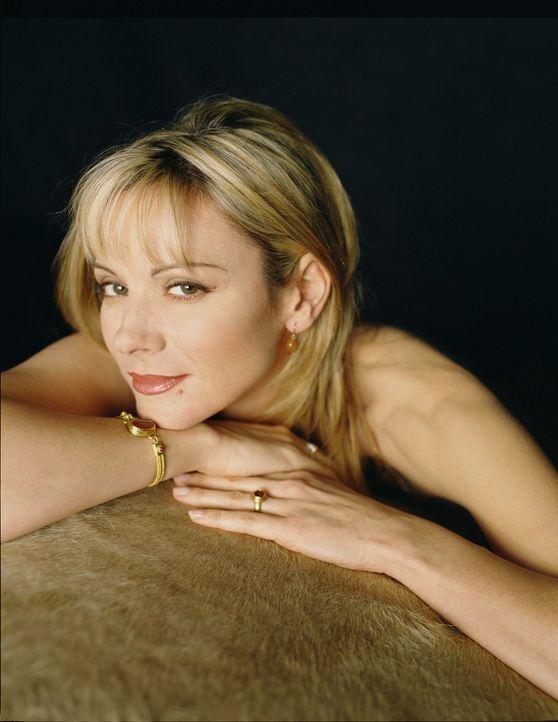 (1. Staffel) - Die PR-Managerin Samantha Jones (Kim Cattrall) steht auf Luxus und ist auf der Suche nach dem unübertrefflichen Sex. - Bildquelle: Paramount Pictures