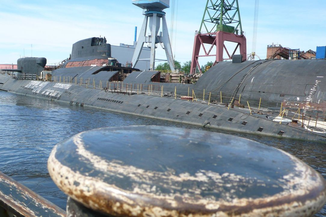 "Die letzten Tage des Atom-U-Boots ""Taifun"" - Bildquelle: Natalia Mironova NGT / Natalia Mironova"