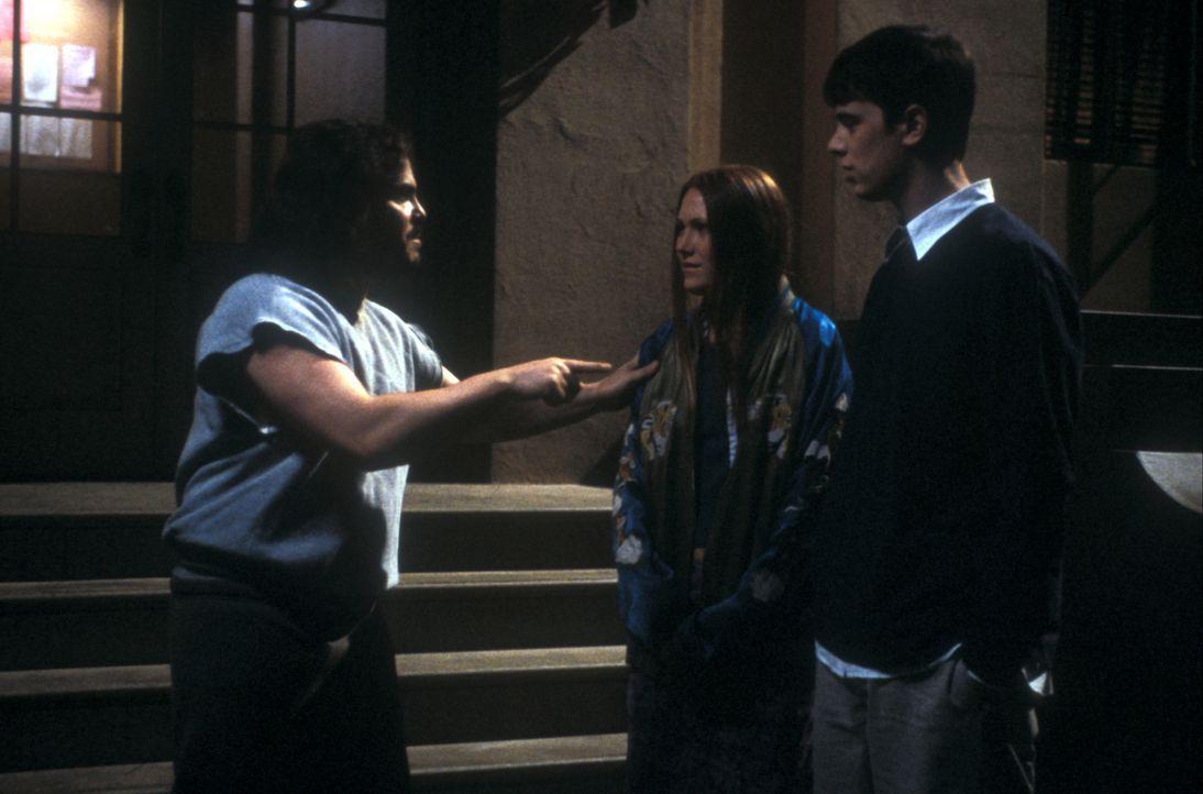 Innerhalb von 24 Stunden versuchen (v.l.n.r.) Lance (Jack Black), Ashley (Schuyler Fisk) und Shaun (Colin Hanks), das Unmögliche möglich zu machen .... - Bildquelle: Gemma Lamana TM & Copyright   2001 by Paramount Pictures. All rights reserved.