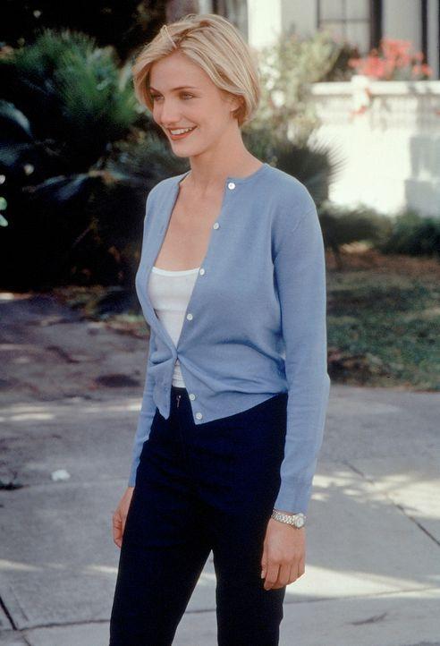 Mary Jenson (Cameron Diaz) hatte im Sommer 1985 ein Date mit dem Zahnklammern-König von der High School, das jedoch dank eines Missgeschickes doch n... - Bildquelle: 1998 Twentieth Century Fox Film Corporation. All rights reserved.