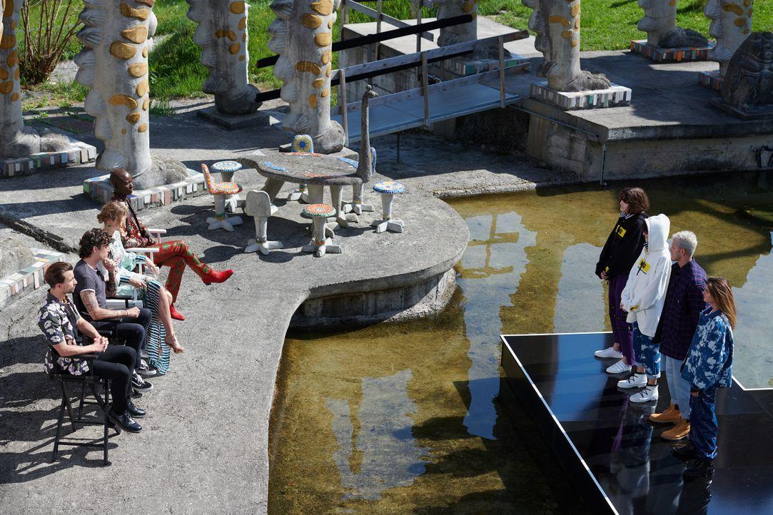 SNTM_S4_Entscheidung_0277 - Bildquelle: ProSieben Schweiz