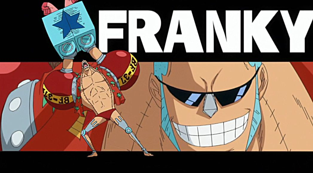 Franky - Der Schiffs-Zimmermann - Bildquelle: Eiichiro Oda/Shueisha, Toei Animation
