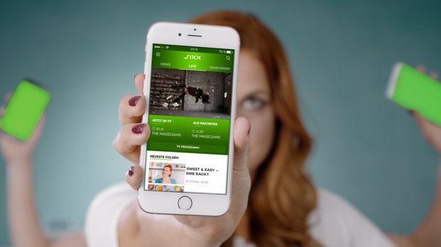 Die Sixx App Für Ios Und Android