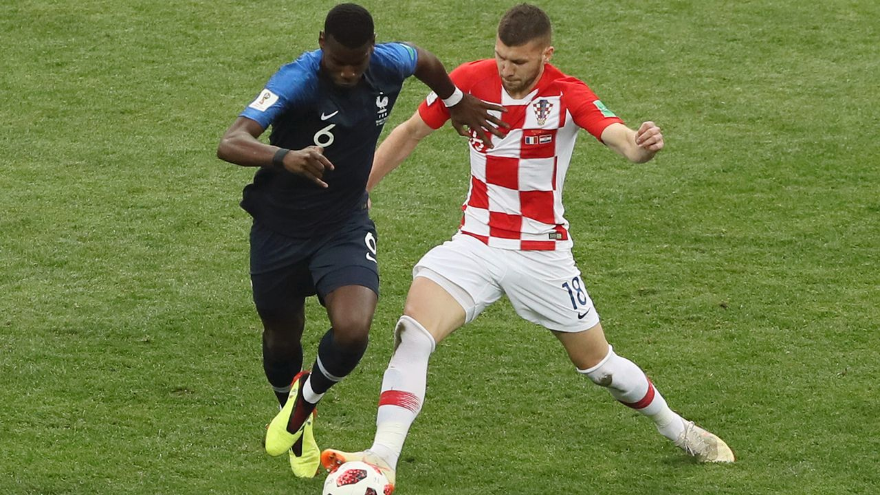 Paul Pogba (Frankreich) - Bildquelle: Getty Images