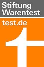 Stiftung Warentest Logo 150x225