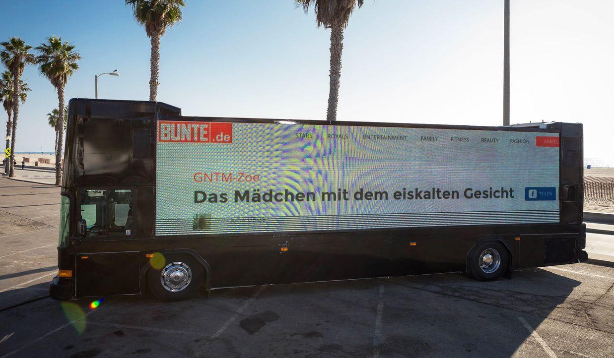 P7_GNTM11_1219833 - Bildquelle: ProSieben/Martin Ehleben