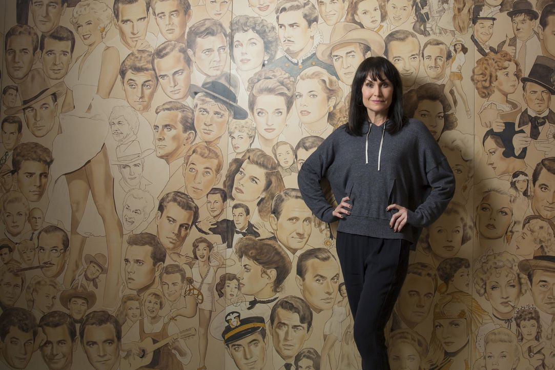 Stetige Wegbegleiterin des King of Pop: Stacy Walker ... - Bildquelle: Sven Doornkaat ProSieben/Sven Doornkaat