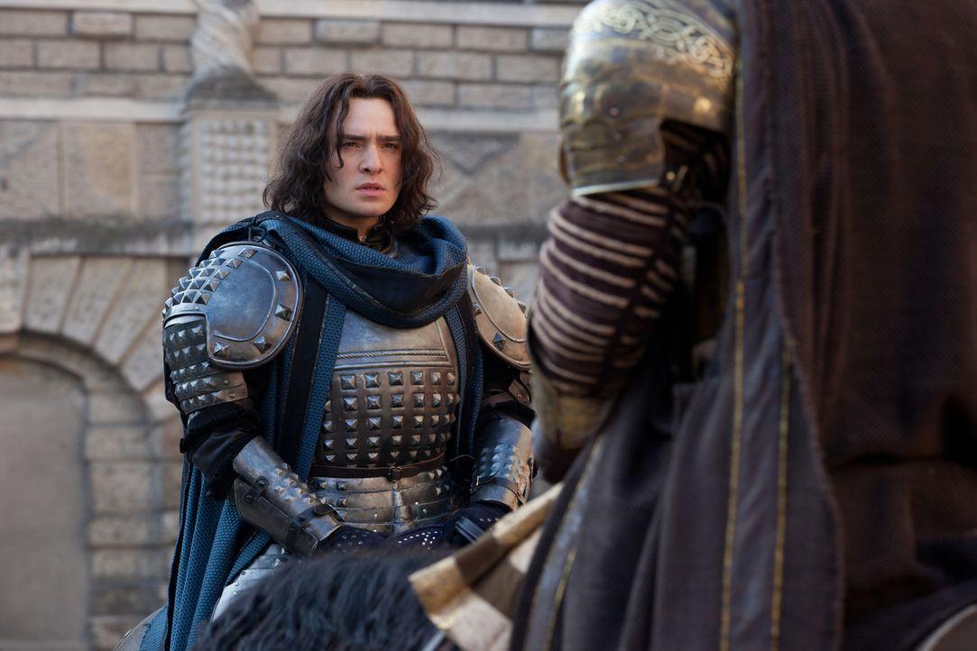 Tybalt (Ed Westwick) macht es sich zur Aufgabe, die Ehre seiner Familie zu retten, doch wie weit wird er dafür gehen? - Bildquelle: 2013 R & J Releasing, Ltd.  All Rights Reserved.