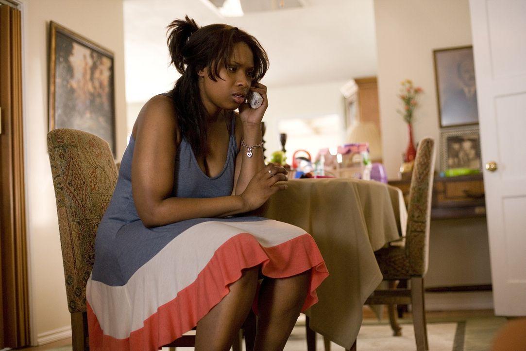 Macht sich große Sorgen um ihren Vater: Kathy Hammett (Jennifer Hudson) ... - Bildquelle: Constantin Film Verleih