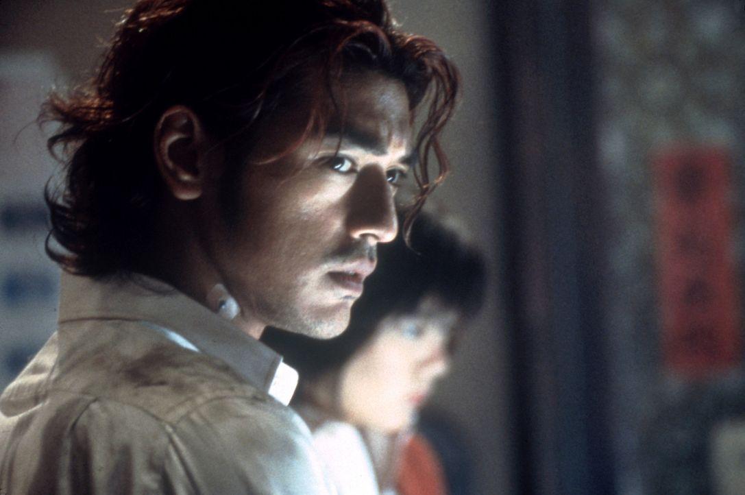 Muss das Ende der Welt verhindern: Auftragskiller Miyamoto (Takeshi Kaneshiro) ... - Bildquelle: CPT Holdings, Inc.  All Rights Reserved.