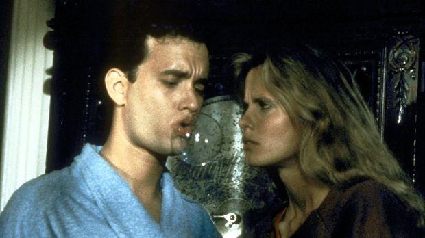 Als die schöne Agentin Maddy (Lori Singer, r.) den angeblichen Spion Richard...