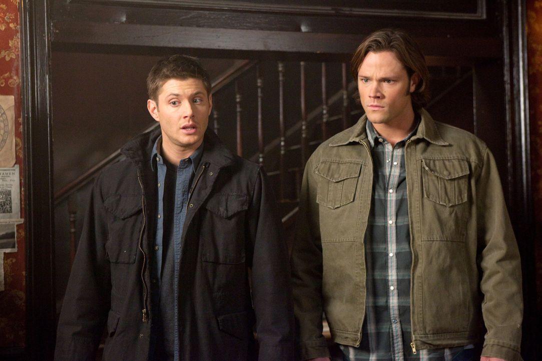 Der Kampf gegen das Böse geht weiter: Dean (Jensen Ackles, l.) und Sam (Jared Padalecki, r.) ... - Bildquelle: Warner Brothers