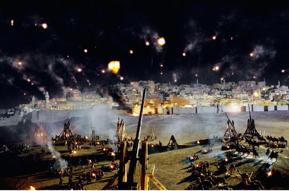 Während König Richart die erste Schlacht mit Saladin gerade noch verhindern kann, sorgt ein Verräter in seinen Reihen für weitere Gefahr ... - Bildquelle: David Appleby 2015 Fox and its related entities. All rights reserved.
