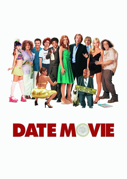 Date Movie - Plakatmotiv - Bildquelle: Epsilon Motion Pictures